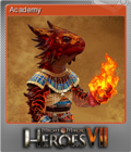 Might & Magic Heroes VII Foil 1