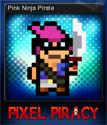 Pixel Piracy Card 14
