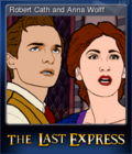 The Last Express Gold Edition Card 3