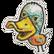 Knytt Underground Emoticon Duck