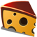 MouseCraft Emoticon cheese