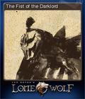 Joe Devers Lone Wolf HD Remastered Card 12