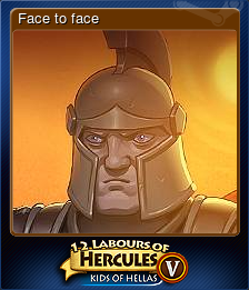 12 Labours of Hercules V: Kids of Hellas - Face to face