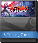Akaneiro Demon Hunters Booster Pack