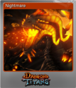 Dragons and Titans Foil 1