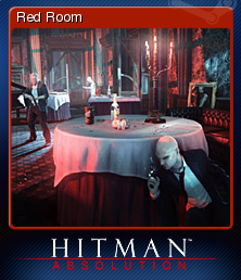 Hitman: Absolution - Red Room