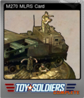 Toy Soldiers Complete Foil 08