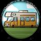 Summer Road Trip Badge 200