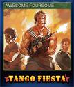 Tango Fiesta Card 5