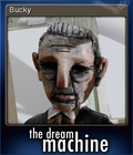 The Dream Machine Chapter 1 & 2 Card 2