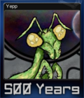 500 Years Act 1 Card 6
