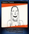 Corto Maltese Secrets of Venice Card 6