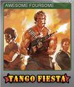 Tango Fiesta Foil 5