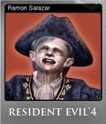 Resident Evil 4 Foil 8