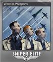 Sniper Elite V2 Foil 9