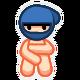 10 Second Ninja Badge 1