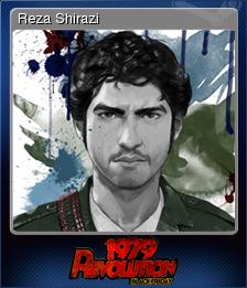 1979 Revolution: Black Friday - Reza Shirazi
