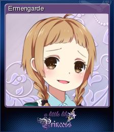 A Little Lily Princess - Ermengarde