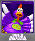 Chicken Invaders 4 Foil 5