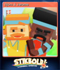 Stikbold! A Dodgeball Adventure Card 7