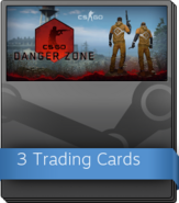 Counter-Strike Global Offensive Booster Pack 4