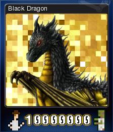 10,000,000 - Black Dragon