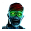 Nightmares from the Deep The Cursed Heart Emoticon nftd frightening2