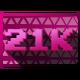 Steam Games Badge 21000
