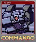 8-Bit Commando Foil 5