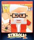 Stikbold! A Dodgeball Adventure Card 1