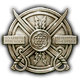 Toy Soldiers Complete Badge 3