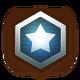 Awesomenauts Badge 1