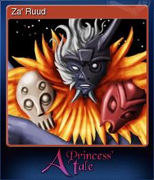 A Princess' Tale - Za' Ruud