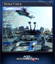 Act of Aggression - Strike Force