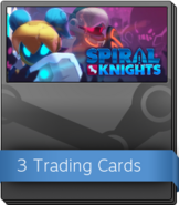 Spiral Knights Booster Pack
