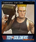 Toy Soldiers Complete Card 06