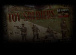 Toy Soldiers Complete Background Toy Soldiers