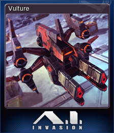 A.I. Invasion - Vulture
