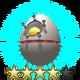Chicken Invaders 3 Badge 4