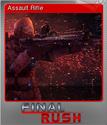 Final Rush Foil 1