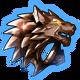 Joe Devers Lone Wolf HD Remastered Badge 3