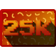Steam Games Badge 25000