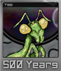 500 Years Act 1 Foil 6