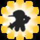 10 Second Ninja Badge Foil