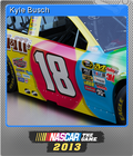 NASCAR the Game 2013 Foil 4