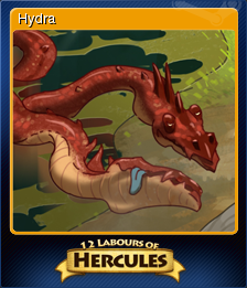 12 Labours of Hercules - Hydra