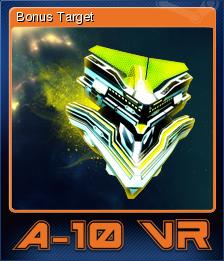 A-10 VR - Bonus Target