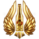 Anomaly Warzone Earth Badge Foil