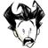 Don't Starve Emoticon dswilsonscared.png