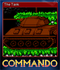 8-Bit Commando Card 1